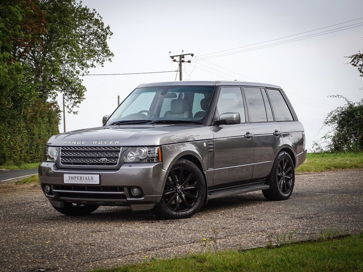 200707 Land Rover RANGE ROVER For Sale (picture 1 of 20)