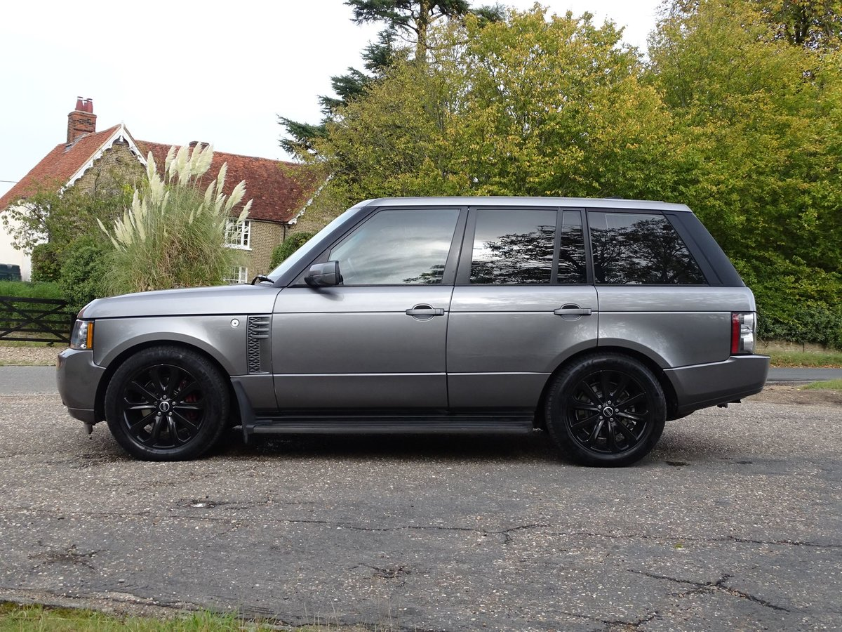200707 Land Rover RANGE ROVER For Sale (picture 2 of 20)
