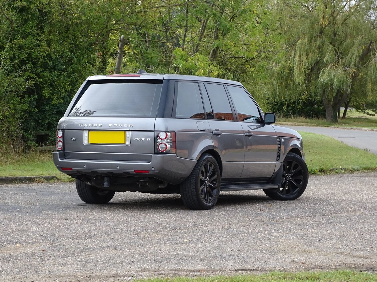 200707 Land Rover RANGE ROVER For Sale (picture 4 of 20)