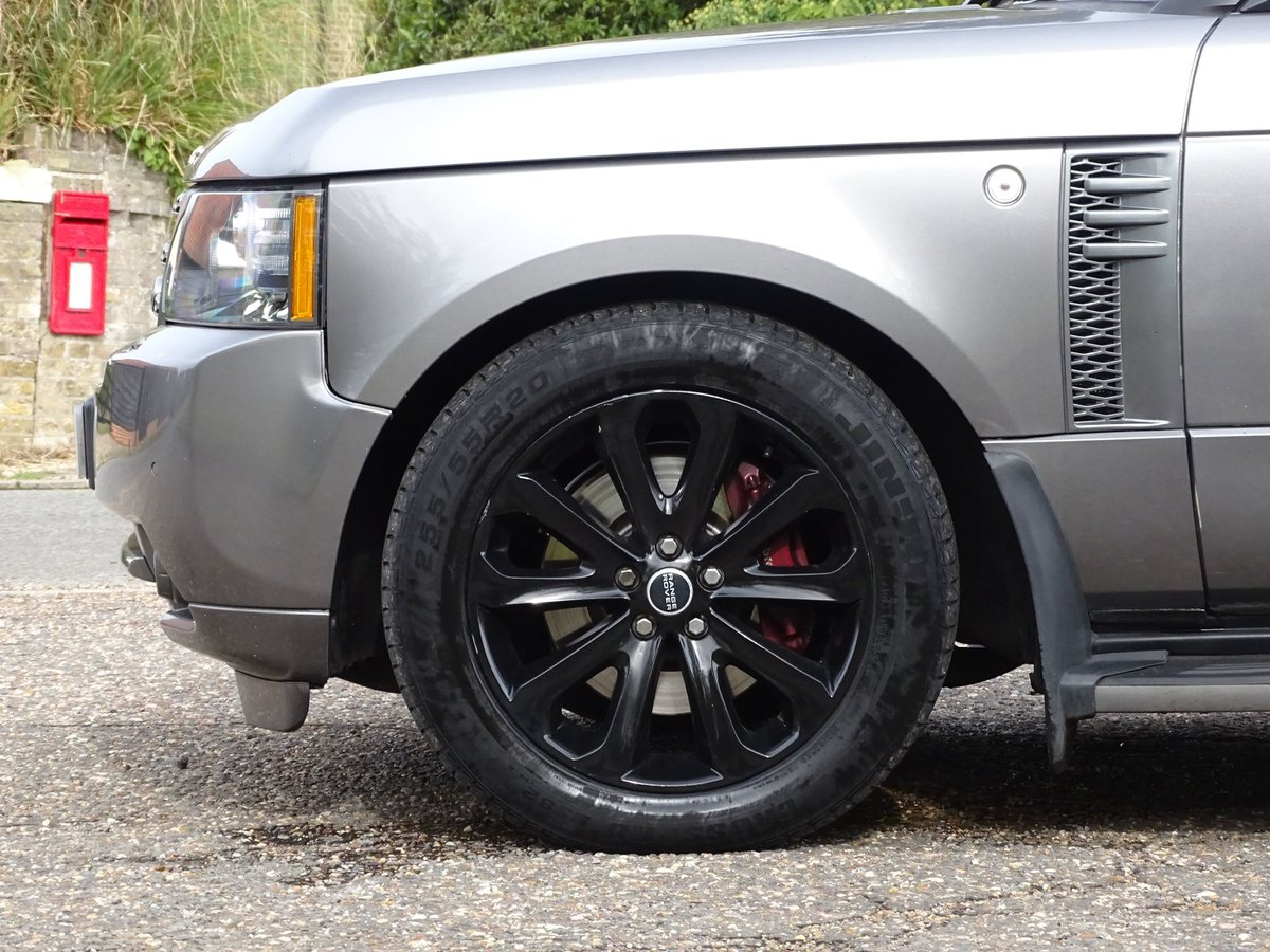 200707 Land Rover RANGE ROVER For Sale (picture 5 of 20)
