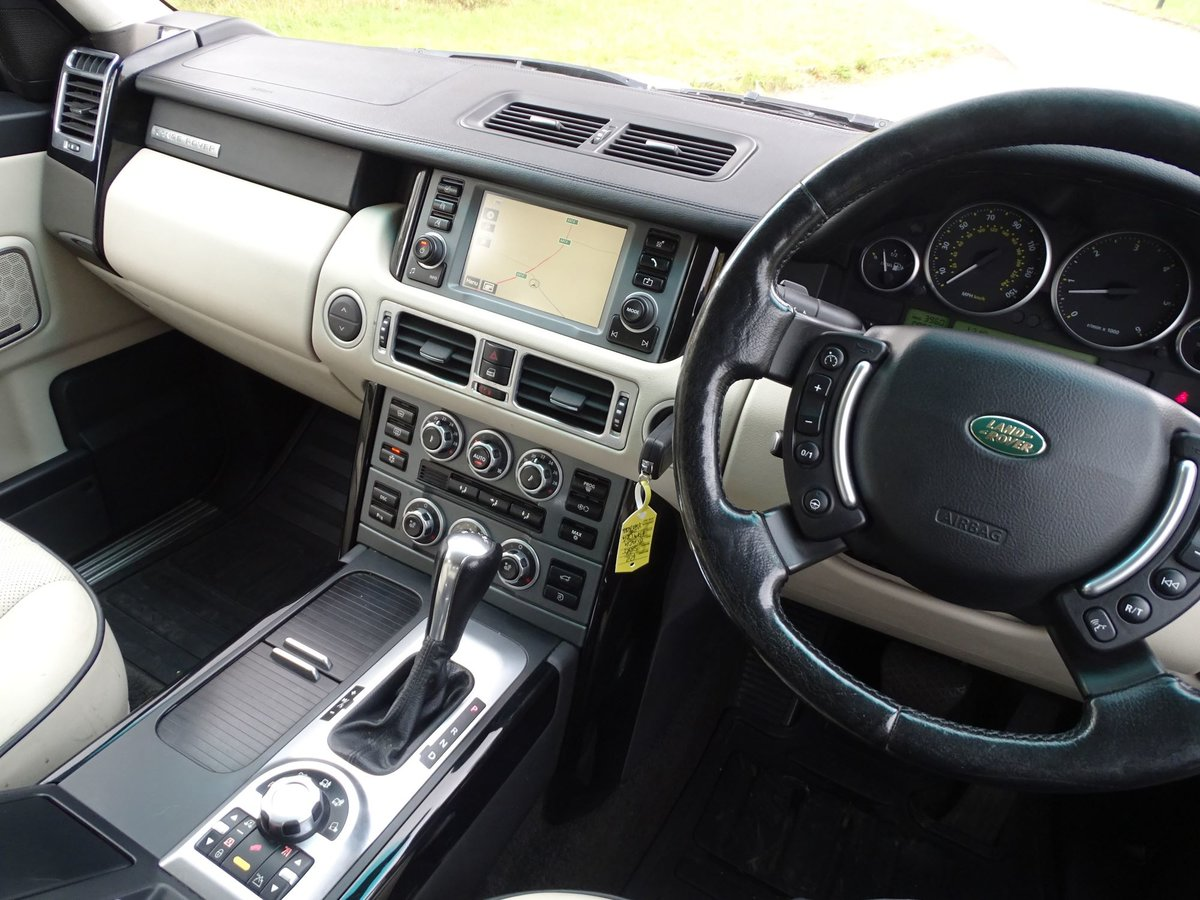 200707 Land Rover RANGE ROVER For Sale (picture 6 of 20)