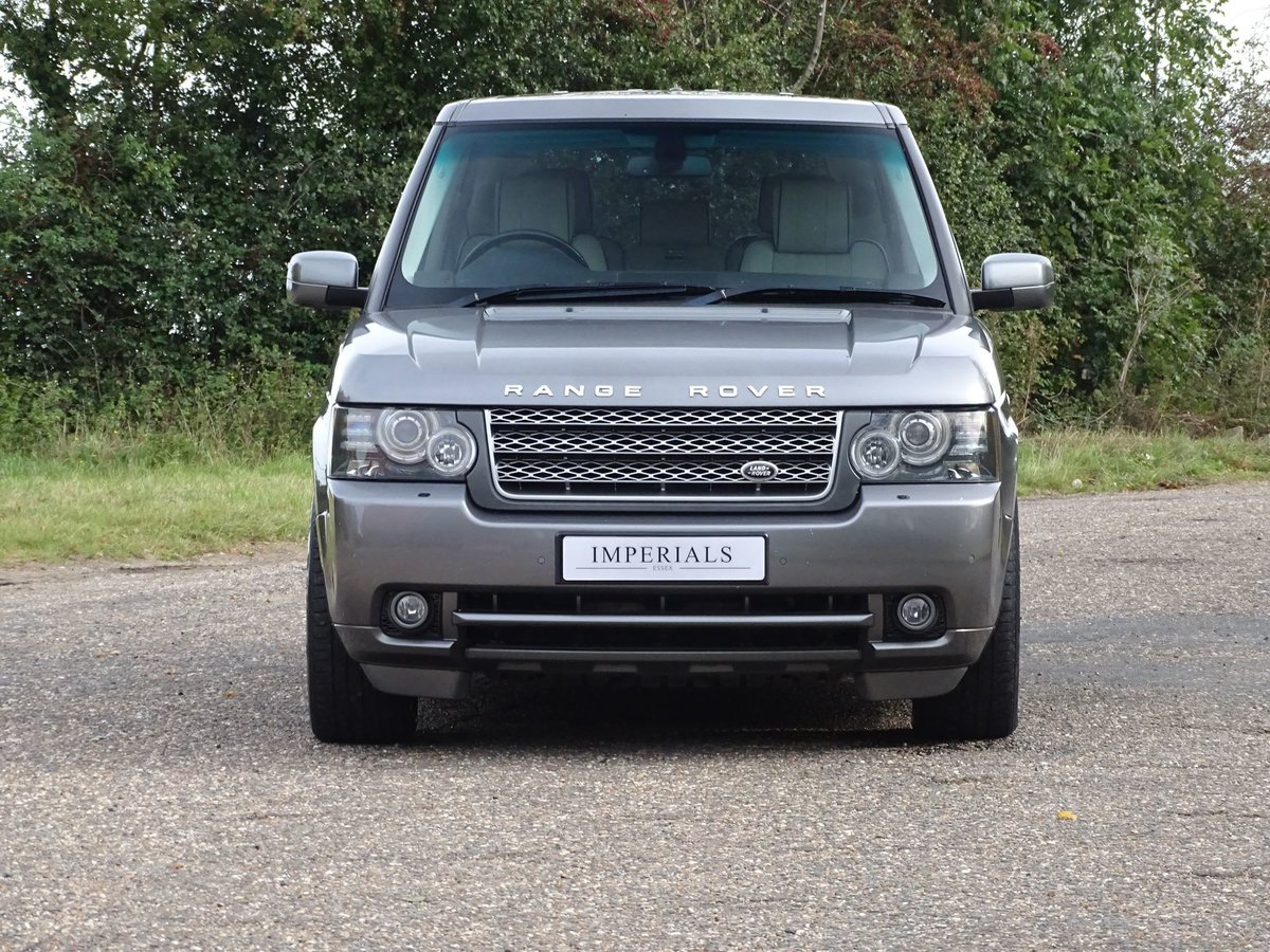 200707 Land Rover RANGE ROVER For Sale (picture 10 of 20)