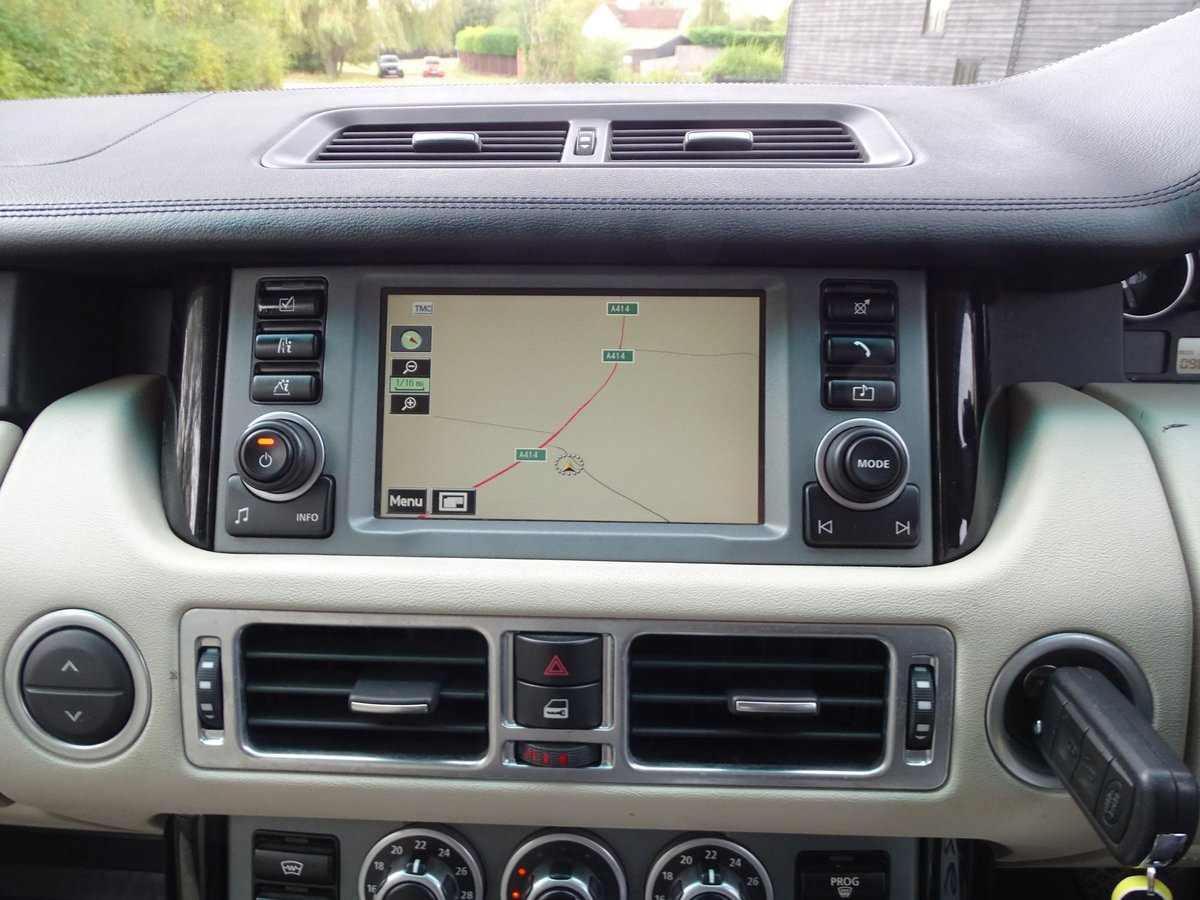 200707 Land Rover RANGE ROVER For Sale (picture 15 of 20)