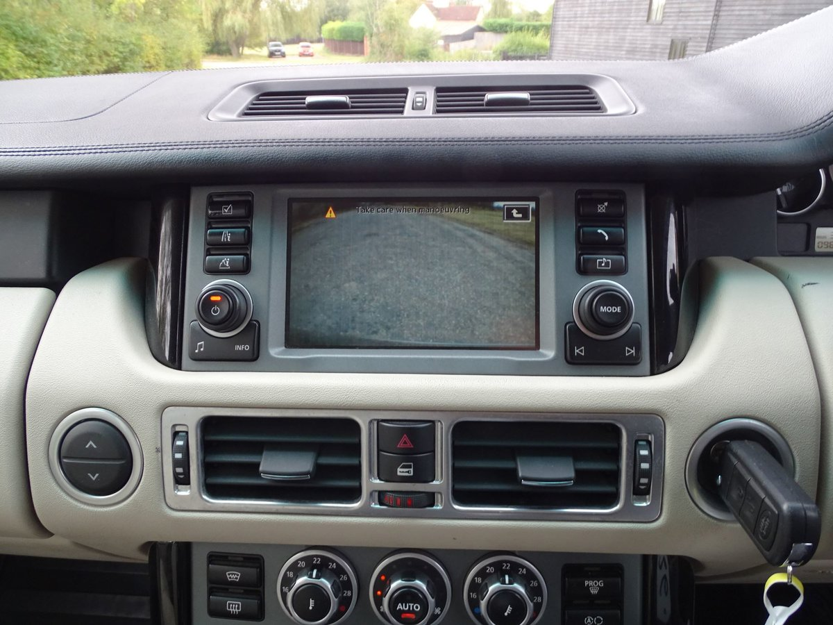 200707 Land Rover RANGE ROVER For Sale (picture 16 of 20)