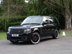201111 Land Rover RANGE ROVER
