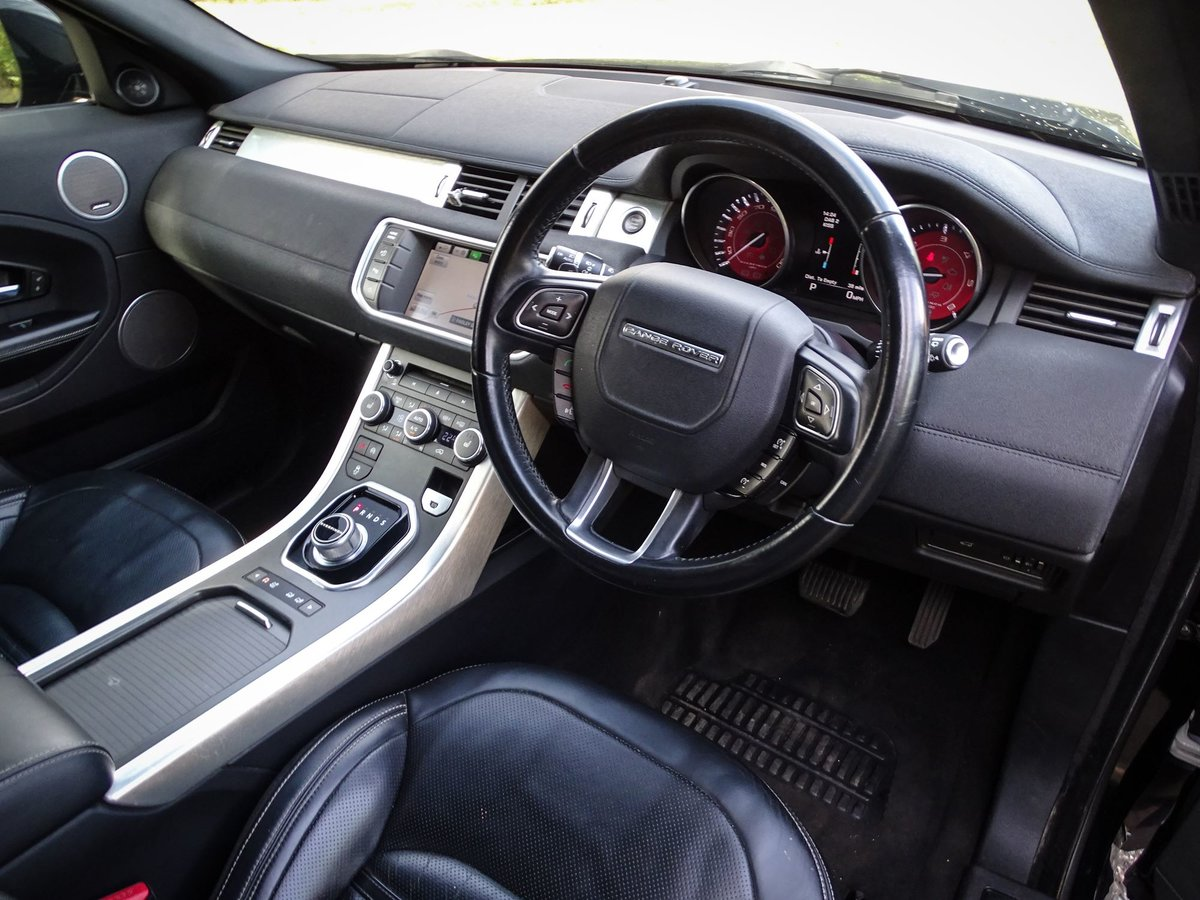 201414 Land Rover RANGE ROVER EVOQUE For Sale (picture 12 of 20)