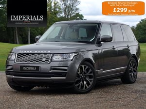 Picture of 201666 Land Rover RANGE ROVER For Sale