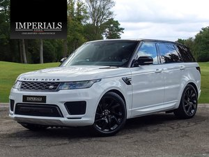 Picture of 201919 Land Rover RANGE ROVER SPORT For Sale