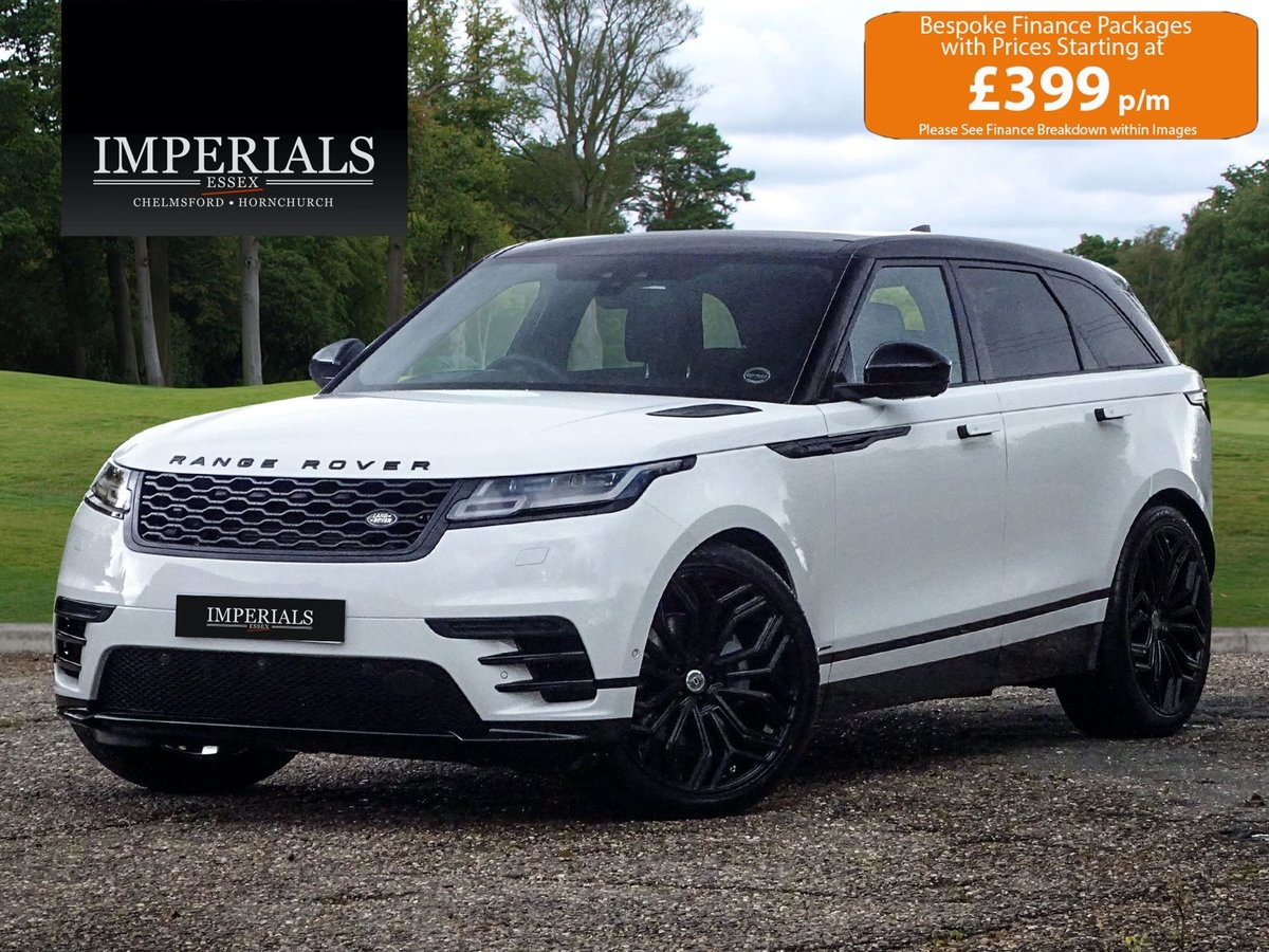 201969 Land Rover RANGE ROVER VELAR For Sale (picture 1 of 10)