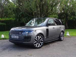 Picture of 201868 Land Rover RANGE ROVER For Sale