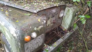 DEPOSIT TAKEN ......Land Rover Series 2a swb V8 Truck cab