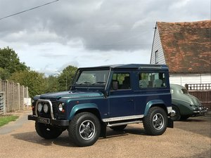 Picture of 1999 Land Rover Defender 50th Anniversary Edition, SOLD For Sale
