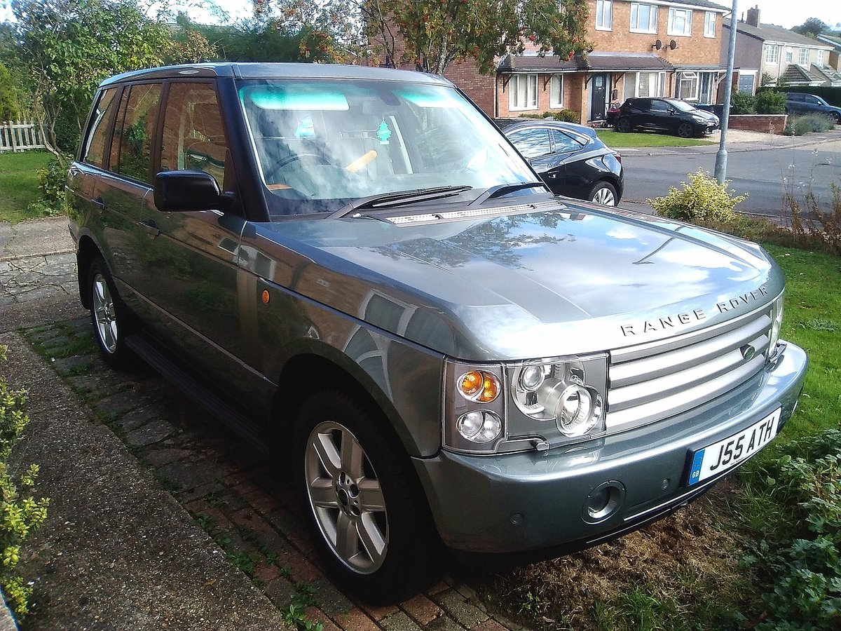 2002 Range Rover Superb one owner example For Sale (picture 3 of 6)