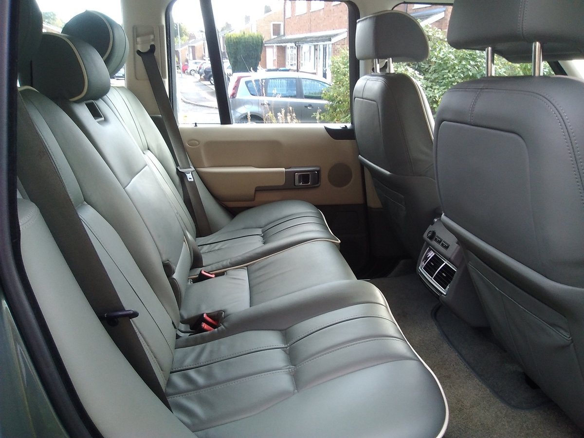 2002 Range Rover Superb one owner example For Sale (picture 6 of 6)