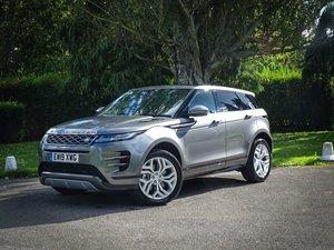 201919 Land Rover RANGE ROVER EVOQUE