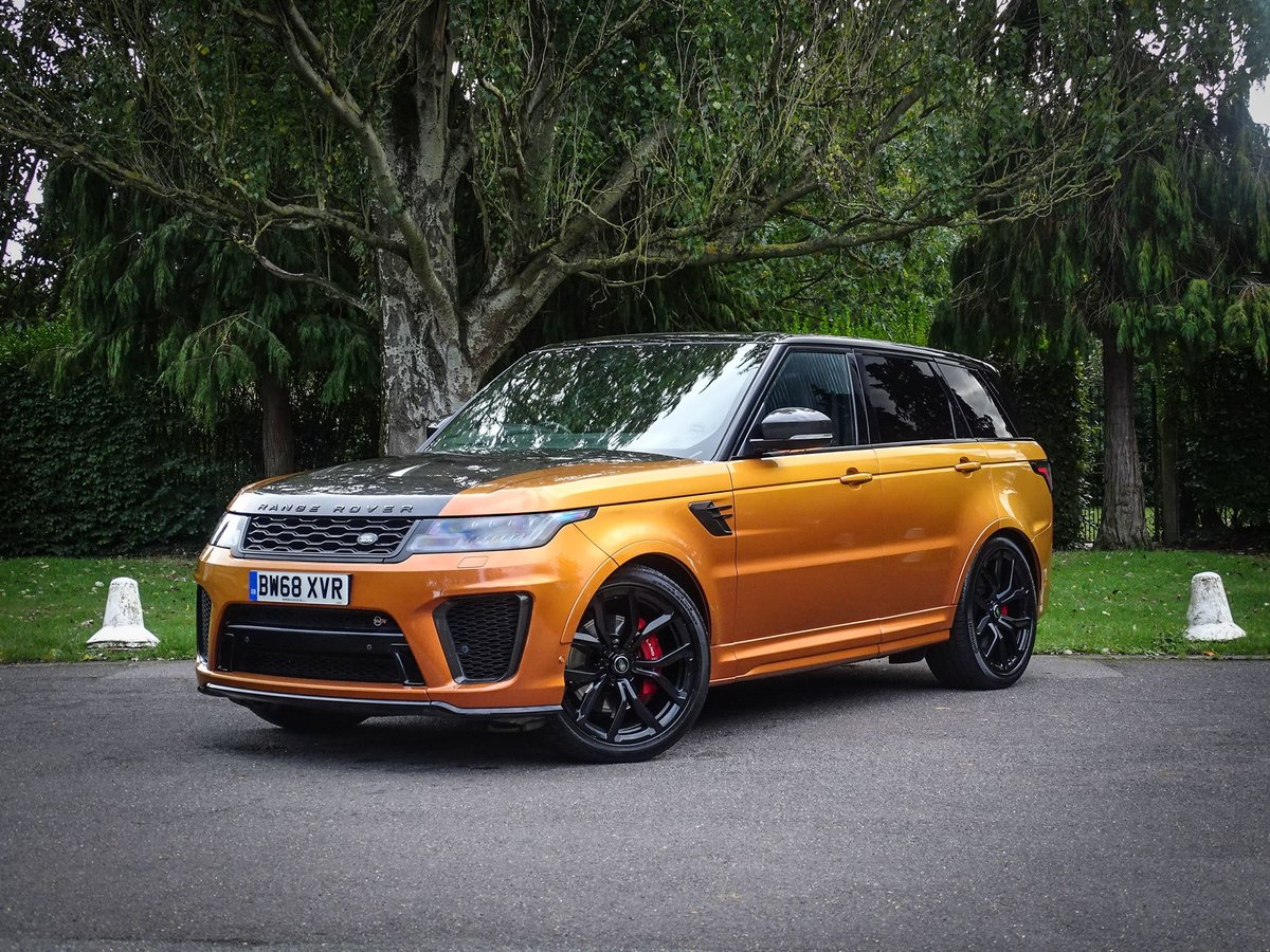 201868 Land Rover RANGE ROVER SPORT For Sale (picture 1 of 20)