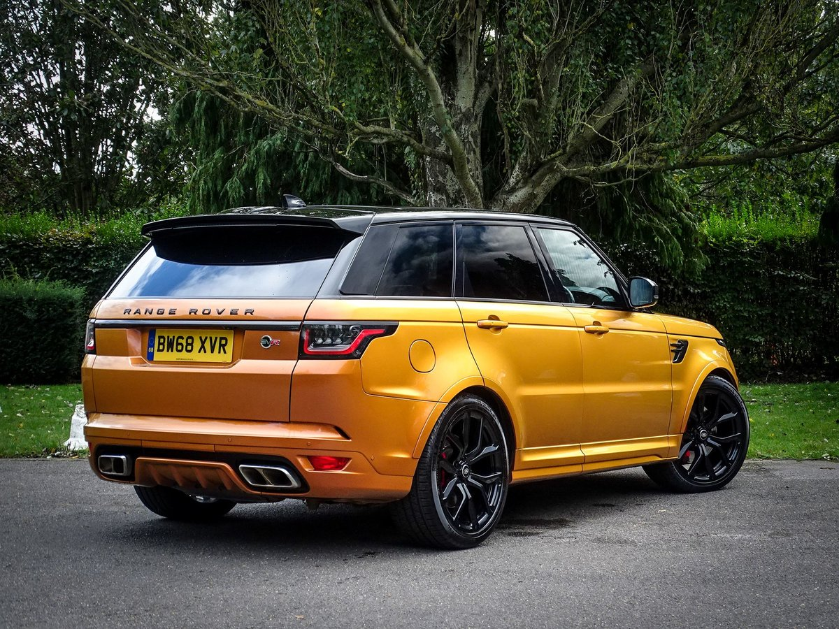 201868 Land Rover RANGE ROVER SPORT For Sale (picture 5 of 20)
