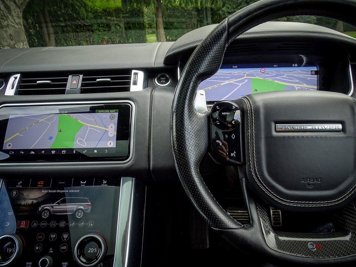 201868 Land Rover RANGE ROVER SPORT For Sale (picture 9 of 20)