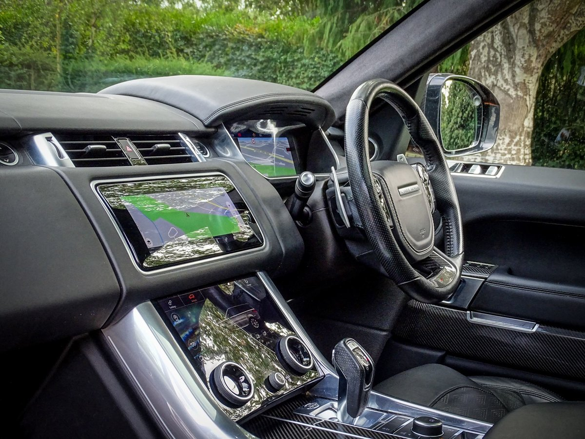 201868 Land Rover RANGE ROVER SPORT For Sale (picture 17 of 20)
