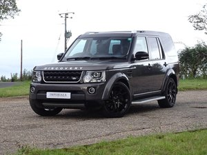 201666 Land Rover DISCOVERY
