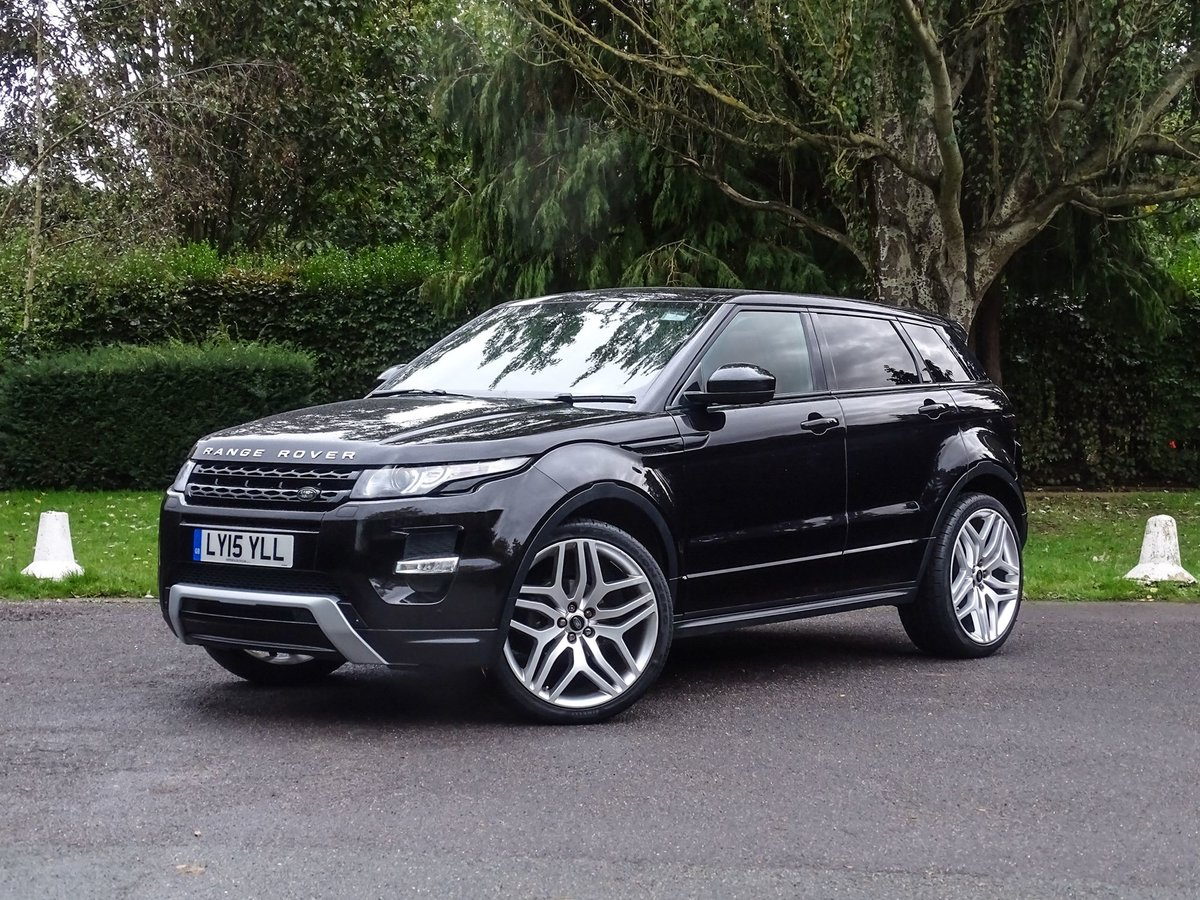 201515 Land Rover RANGE ROVER EVOQUE For Sale (picture 1 of 20)