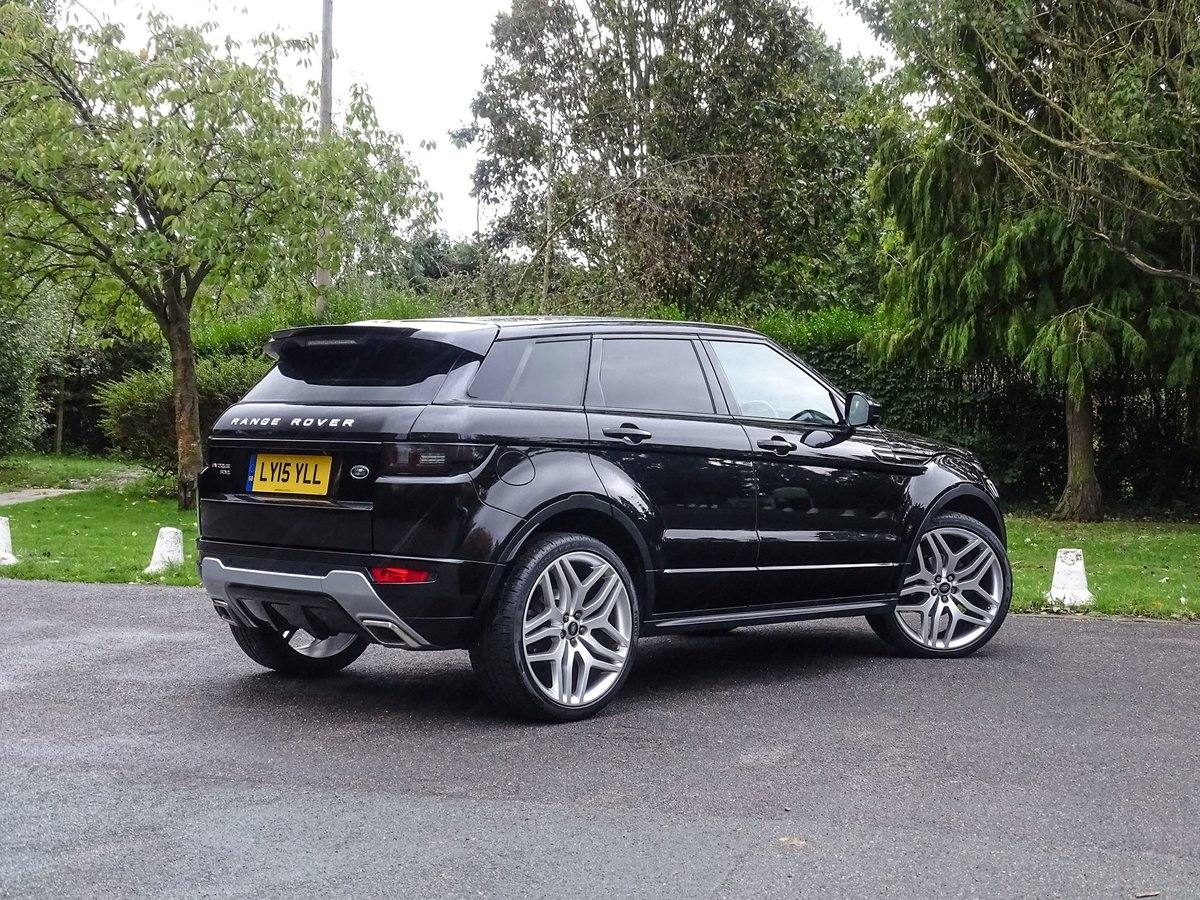 201515 Land Rover RANGE ROVER EVOQUE For Sale (picture 5 of 20)