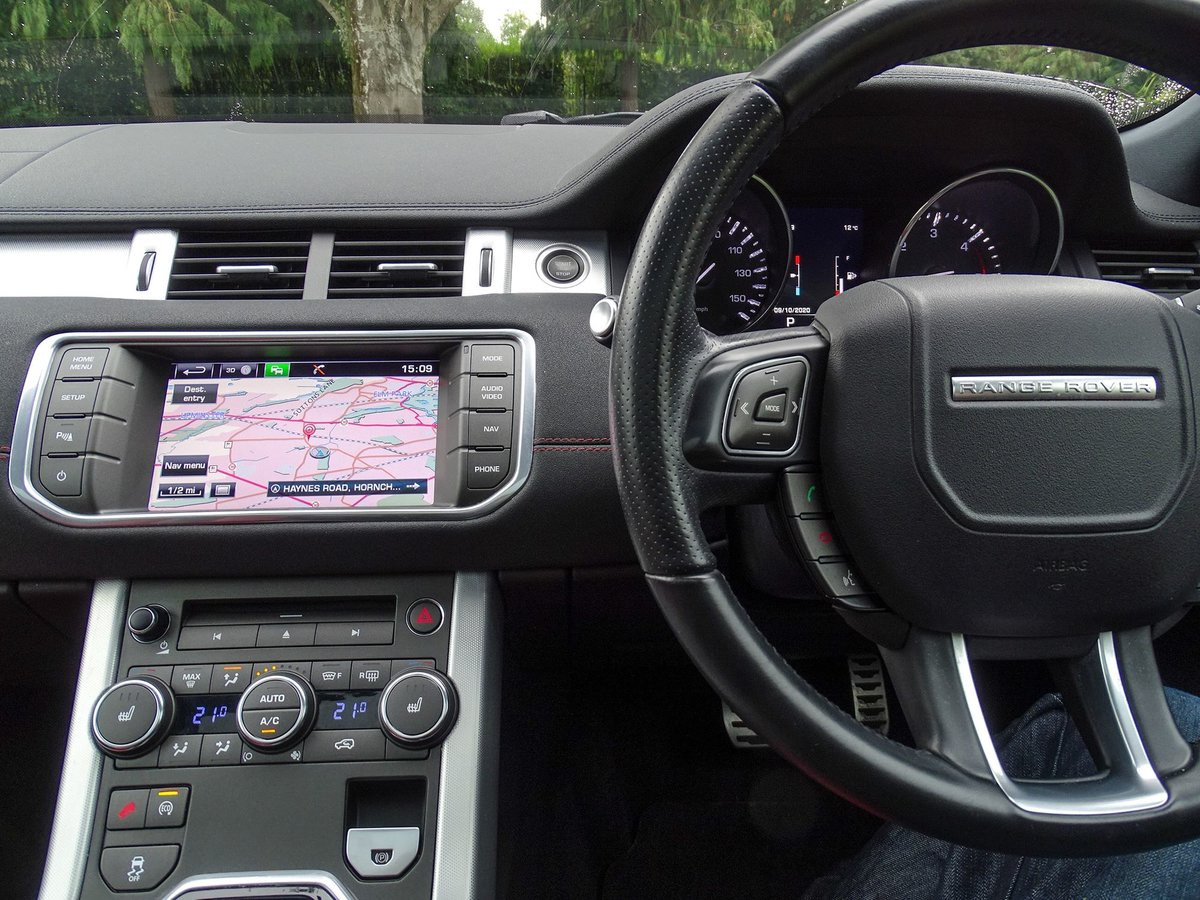 201515 Land Rover RANGE ROVER EVOQUE For Sale (picture 9 of 20)