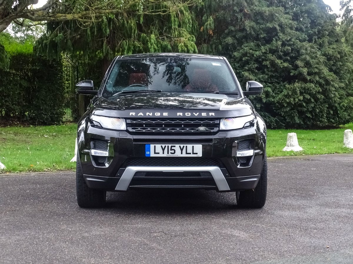 201515 Land Rover RANGE ROVER EVOQUE For Sale (picture 11 of 20)
