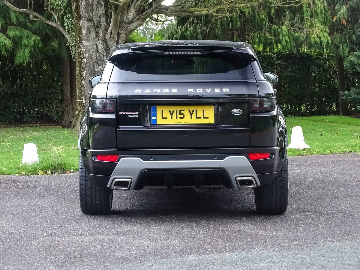 201515 Land Rover RANGE ROVER EVOQUE For Sale (picture 12 of 20)