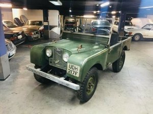 Picture of 1953 Land Rover SERIE I For Sale