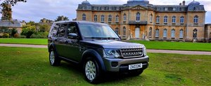 2014 LHD LAND ROVER DISCOVERY 4, 3.0 SDV6 SE,LEFT HAND DRIVE