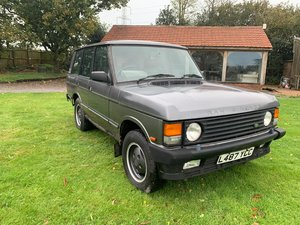 Range Rover 3.9 Vogue SE in Westminster Grey