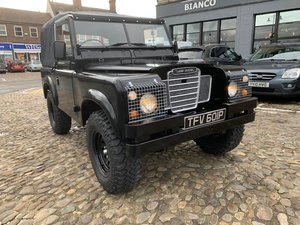 """Picture of 1976 Land Rover® Series 3 – JB 4×4 300TDI """"Scarab Edition"""" (TFV) For Sale"""