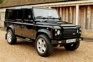Picture of 2007 LAND ROVER DEFENDER 110 TDCI LEFT HAND DRIVE BESPOKE STATION For Sale