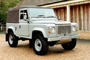Picture of 1988 LAND ROVER 90 2.5 n/a Diesel Retro Classic Soft Top Rebuild For Sale