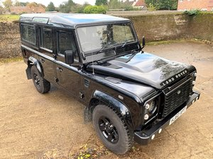 2010/60 Defender 110 TDCi XS Station Wagon 7 seater+12M MOT