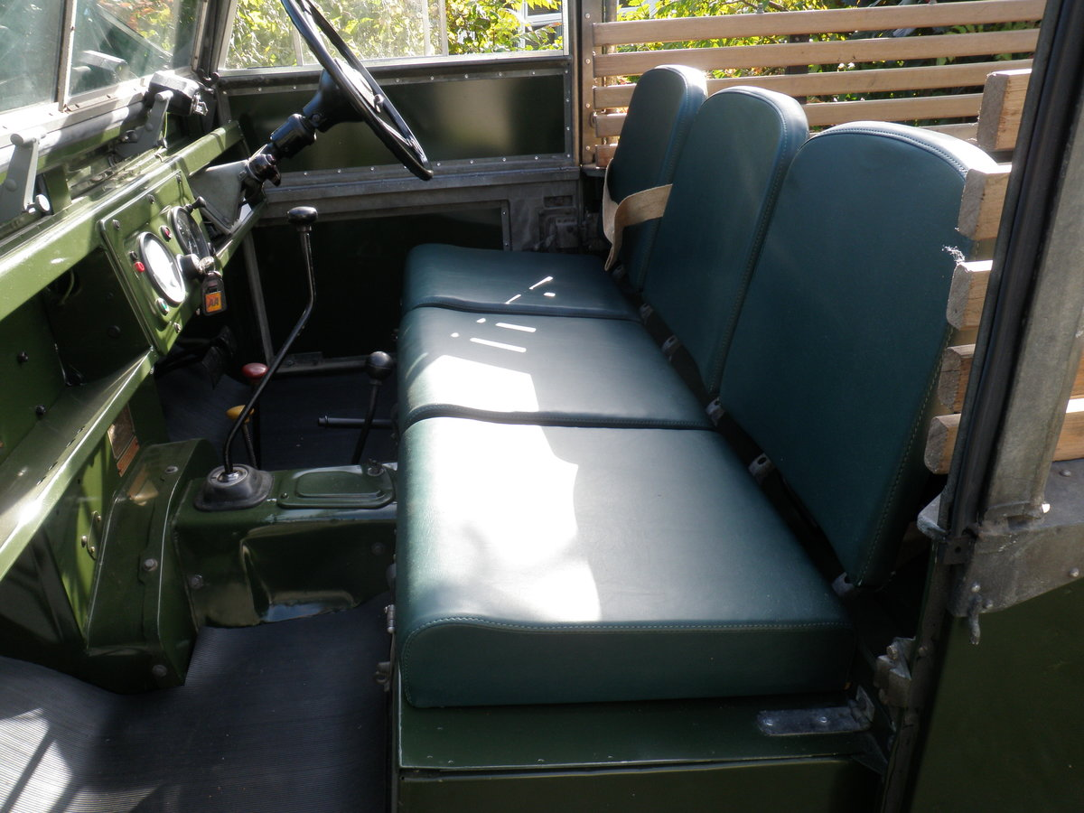 "1953 Land Rover Series 1 86"" For Sale (picture 2 of 6)"