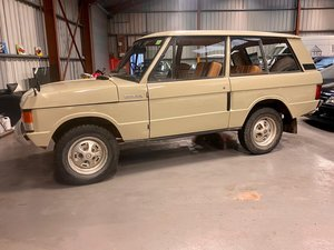 1971 RANGE ROVER SUFFIX A -ONE OWNER, INCREDIBLE, UNRESTORED