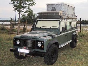 Land Rover Defender 110 Puma - Camper