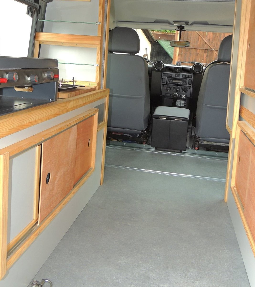 2008 Land Rover Defender 110 Puma - Camper For Sale (picture 2 of 5)