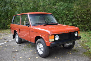 Picture of 1982 LHD RANGE ROVER CLASSIC 2 DOOR For Sale
