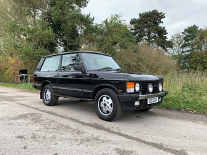 Picture of 1991 RHD RANGE ROVER CSK NO.120 4.6I MANUAL