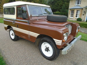 Picture of 1983 LAND ROVER SERIES 3 88 For Sale