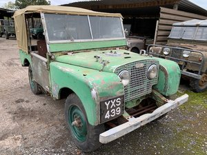Picture of 1950  Land Rover Series1 80 inch 1.6 Litre Petrol