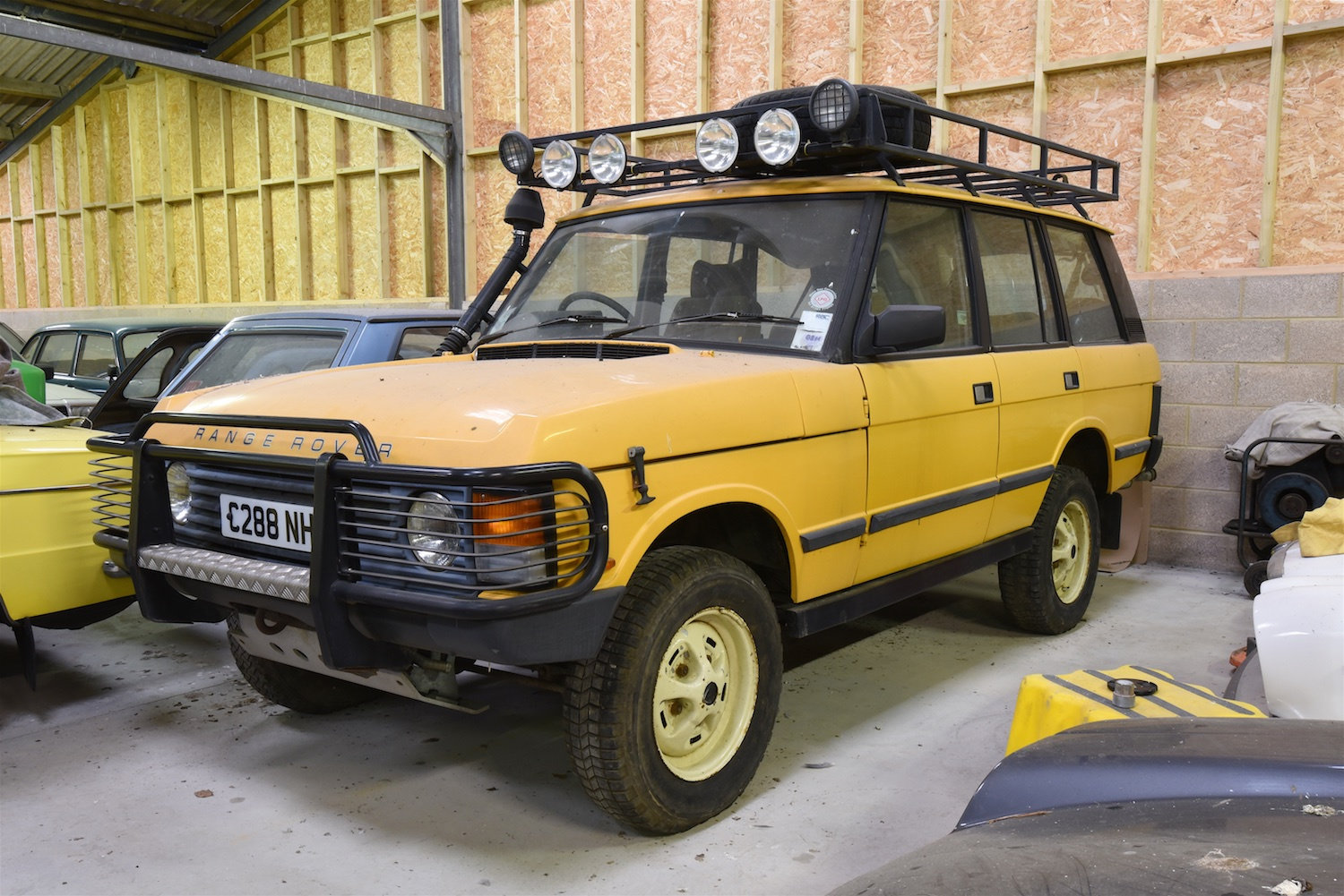 1985 Range Rover Classic – Camel Trophy replica For Sale (picture 2 of 6)