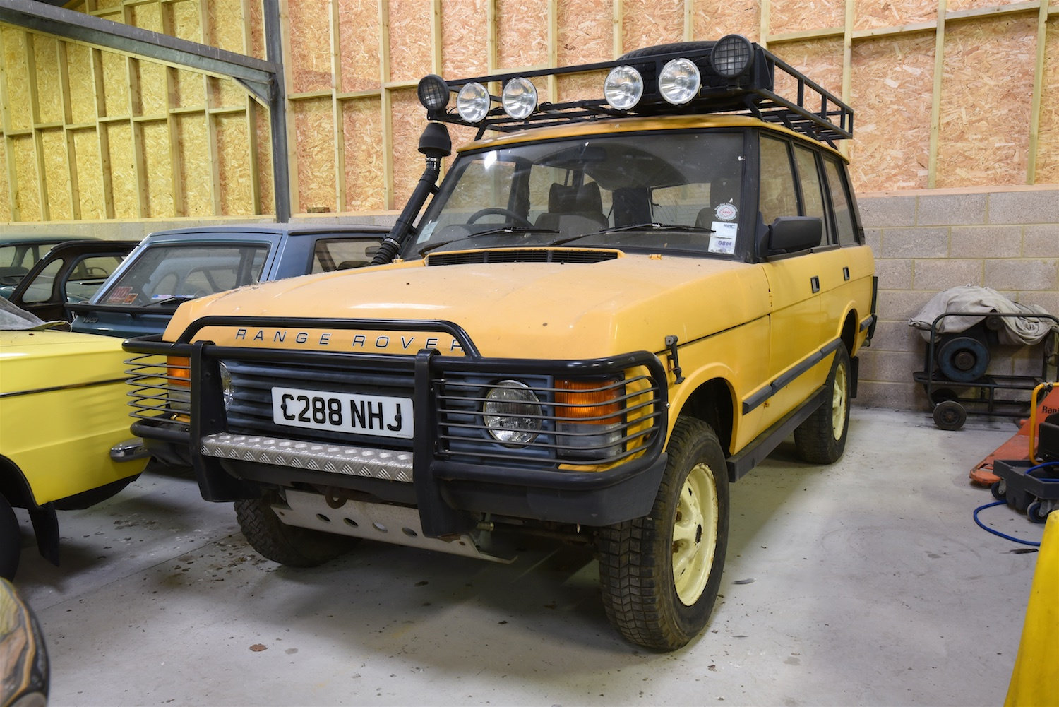 1985 Range Rover Classic – Camel Trophy replica For Sale (picture 3 of 6)
