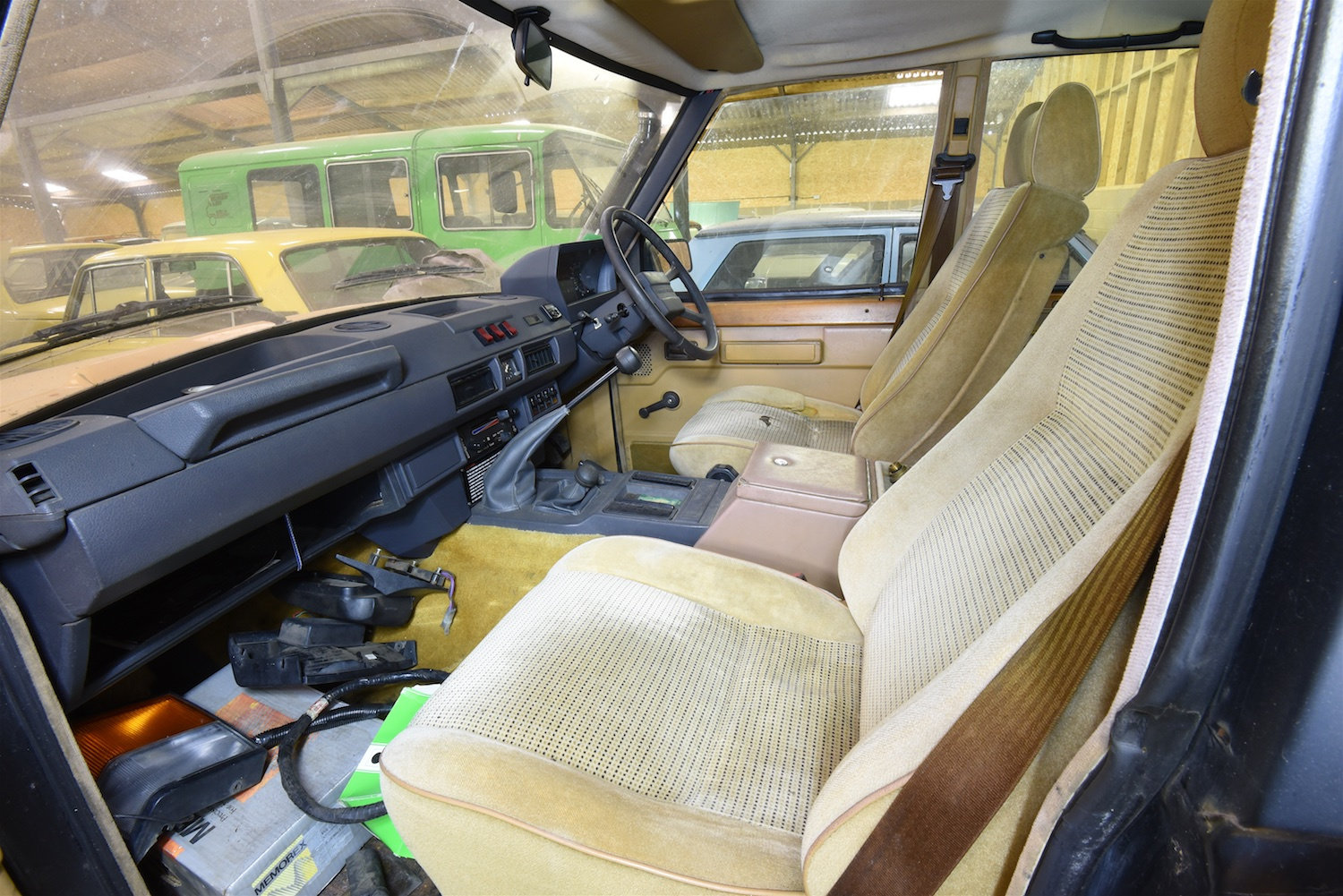 1985 Range Rover Classic – Camel Trophy replica For Sale (picture 5 of 6)