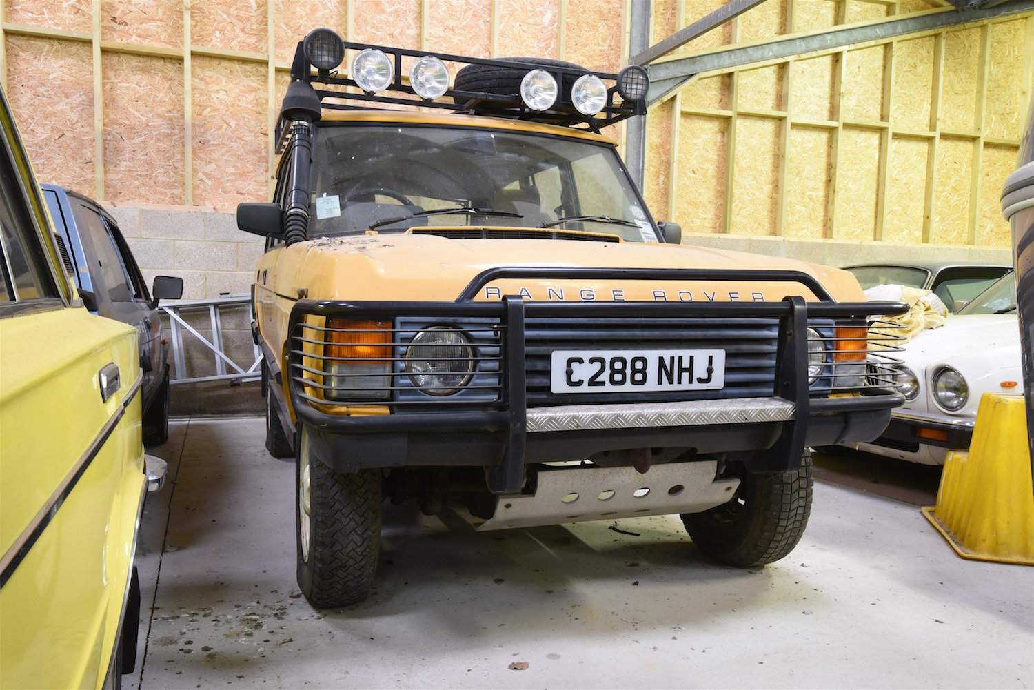 1985 Range Rover Classic – Camel Trophy replica For Sale (picture 6 of 6)