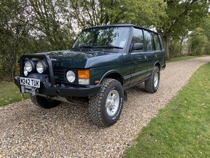 Picture of 1995 Range Rover Classic