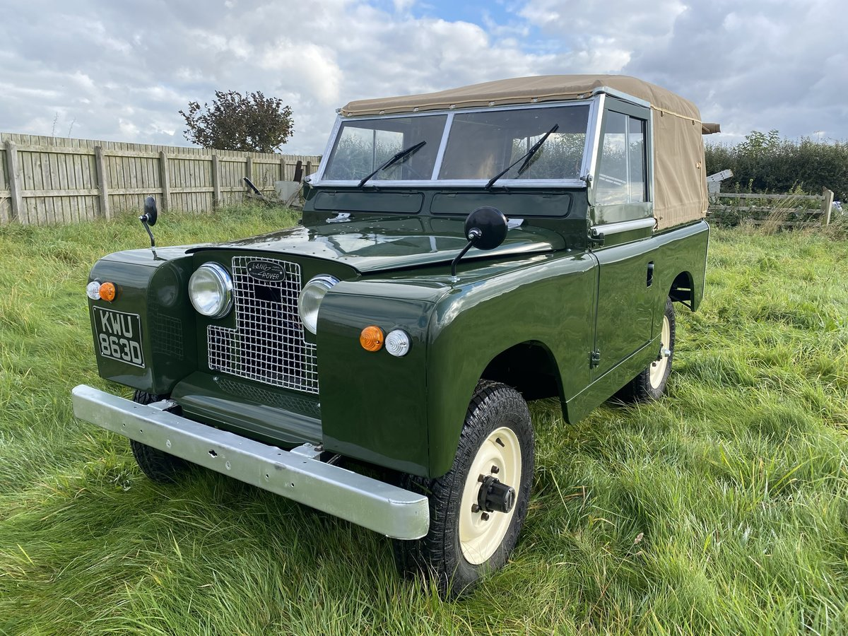 1966 series 2a restored £15995 For Sale (picture 1 of 5)